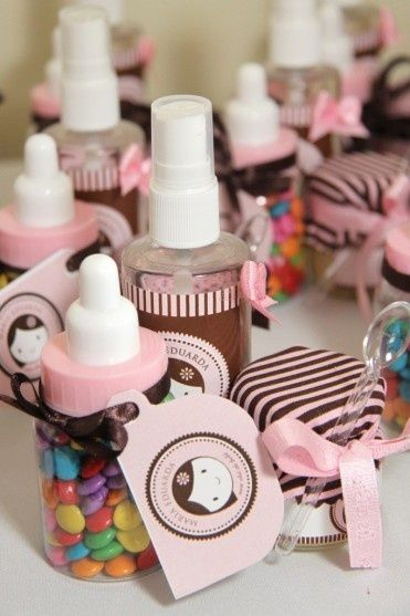 10 idéias criativas de lembrancinhas para chá de bebê - A Mãe Coruja