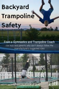 Summer is nearly here! That means that backyard trampolines have been set up and my athletes are regaling me with tales of all the new skills they've taught themselves on their…