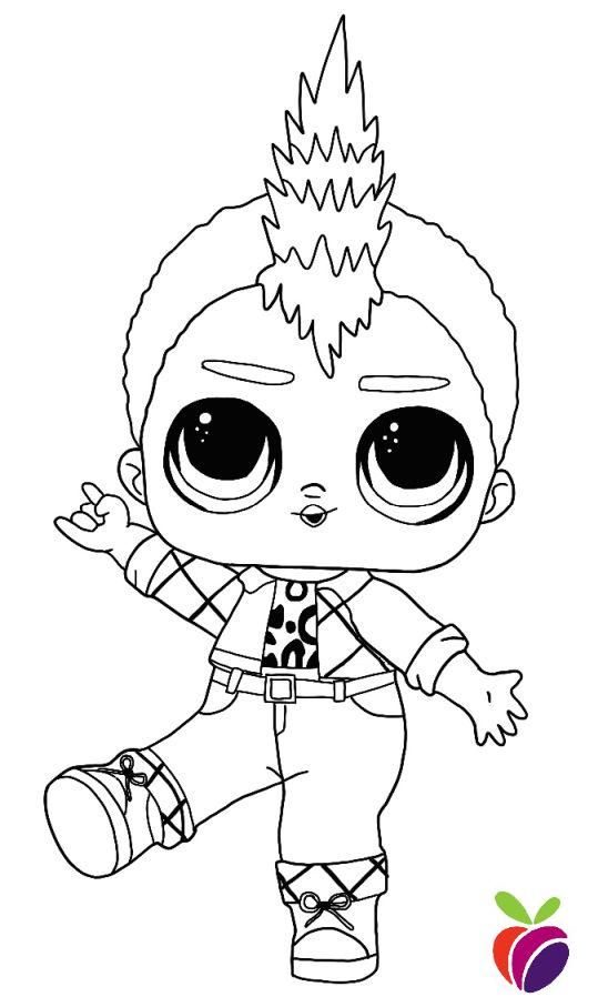 Pin on L.O.L. Surprise Coloring pages
