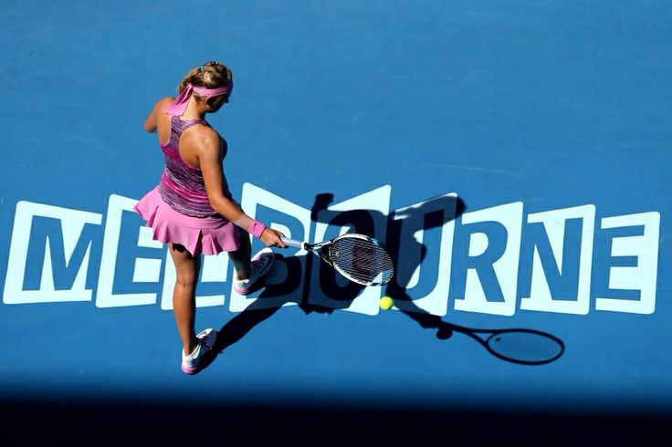 Australian open in Melbourne, Victoria Azarenka in Victoria state #modelcolovesaus