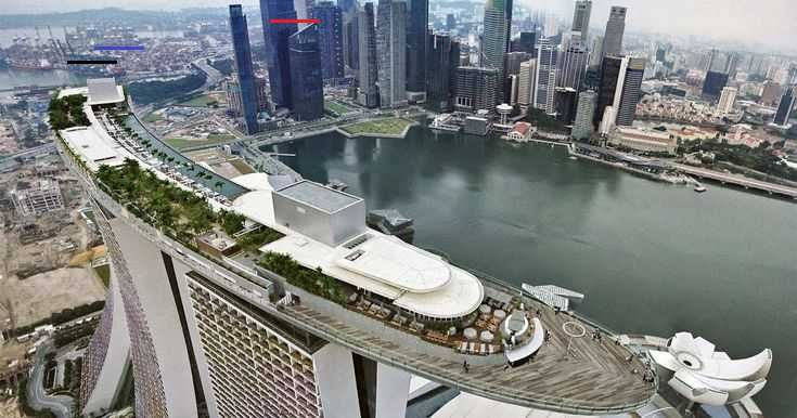 Bucket List 1 Go Swimming At The Edge Of Marina Bay Sands Cool