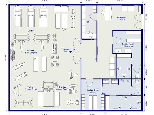 Gym Plan Gym Design Interior Home Gym Flooring Gym Interior