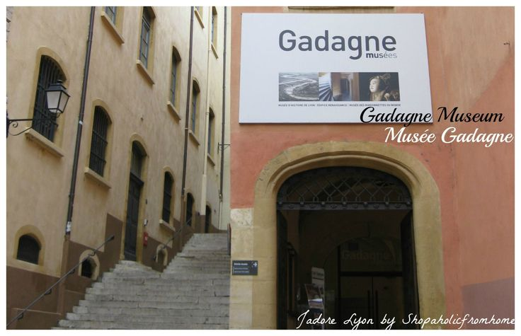 #Gadagne Museum I have found 20 top #Museums in #Lyon! Do you know any other worth visiting? Feel free to share with others! These are great places to visit in Lyon.   http://shopaholicfromhome.com/so-many-museums-in-lyon/  #jadorelyon #thingstodo #visitLyon #visitFrance