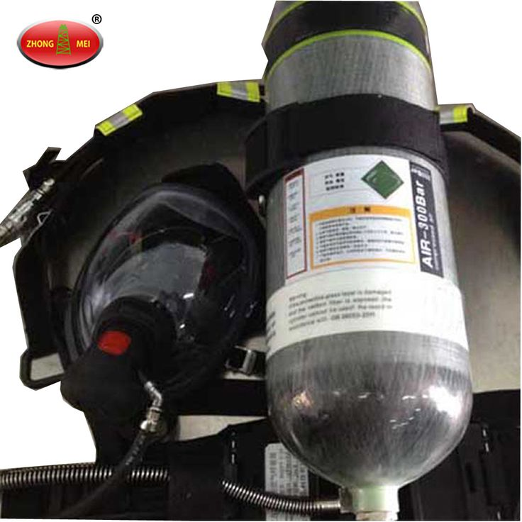 60min Positive Pressure Air Breathing Apparatus For Sale