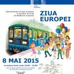 Ziua Europei – sărbătoare în stațiile de metrou și evenimente în aer liber