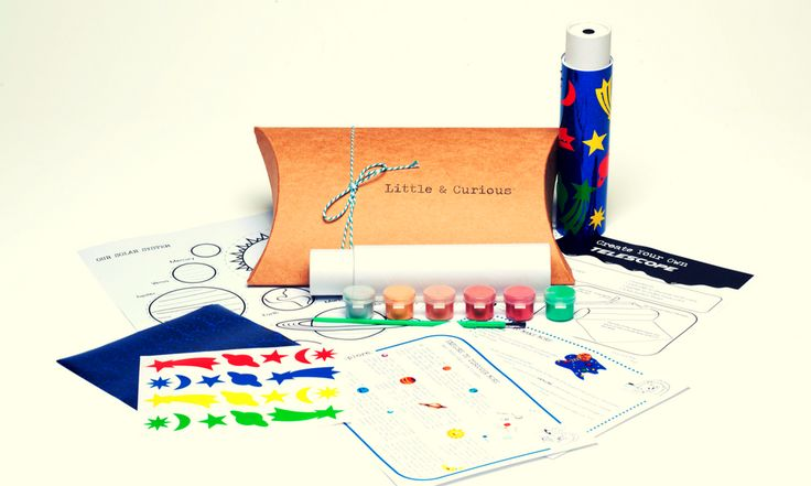 Telescope Activity Kit