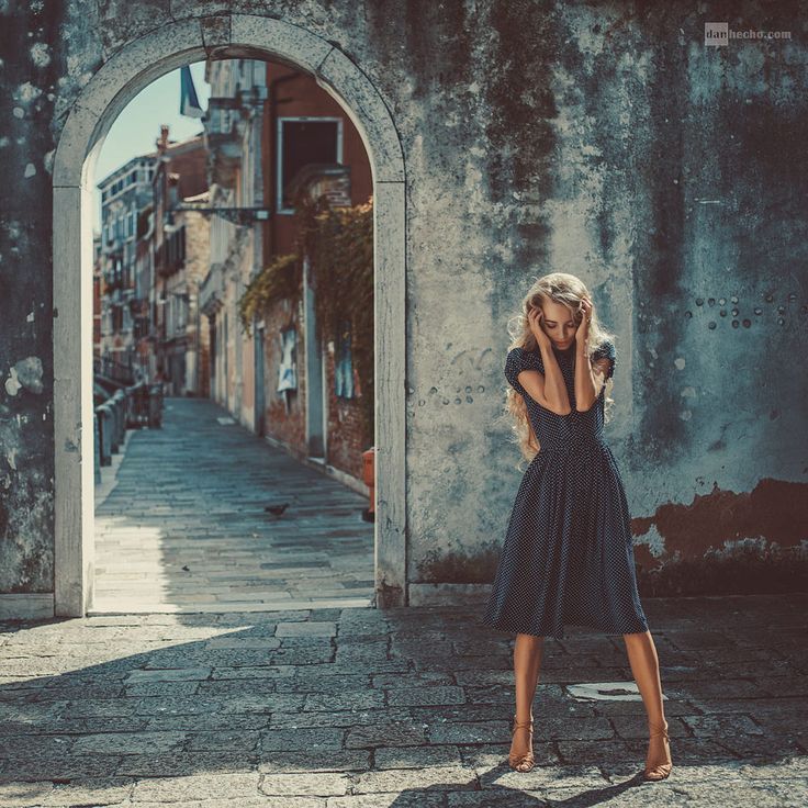 Venice muse by Dan Hecho on 500px