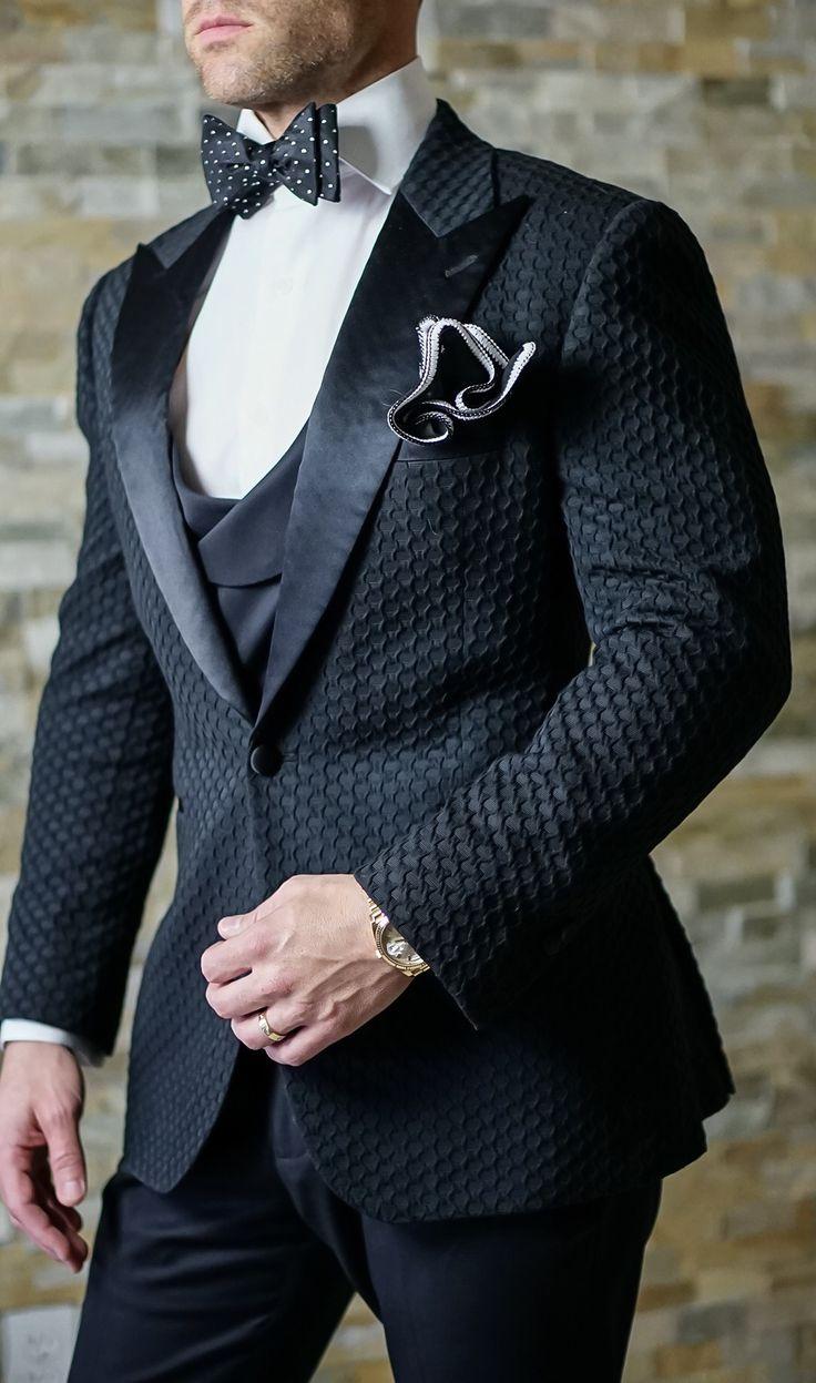 Check out our new S by Sebastian Zibellino Honeycomb Jacket. Includes a 100% Handmade Sebastian Cruz Couture Pocket Square! Be Bold. #sebastiancruzcouture