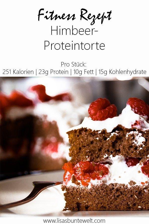 Fitness Rezept Rezepte Protein Kuchen Gesunde Susse Snacks