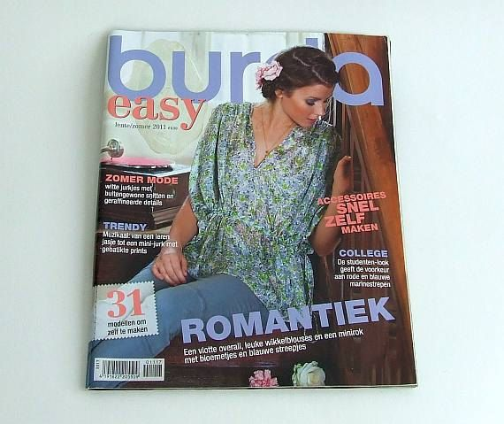 50% OFF Christmas SALE Burda Magazine Burda by CraftSuppliesDesk