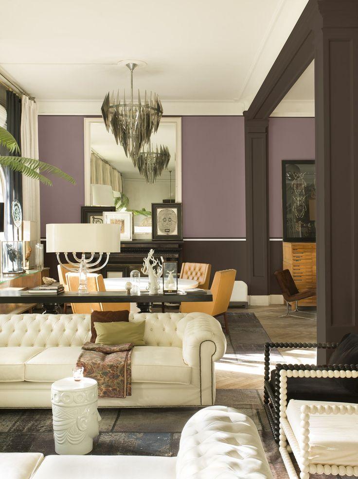 25 beste idee n over chocolade slaapkamer op pinterest chocoladebruin slaapkamers kamer - Warme kleuren kamer ...