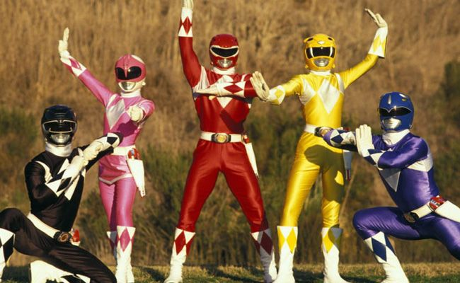 The campy #MightyMorphinPowerRangers: 22 years, 22 seasons and two #movies in (and a reboot on the way). Why do we love this show? #television #geek
