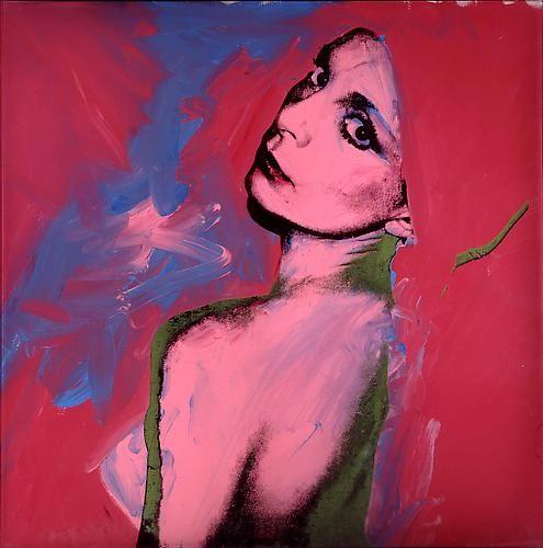Mrs. Zoppas-Sachs, Warhol 1973