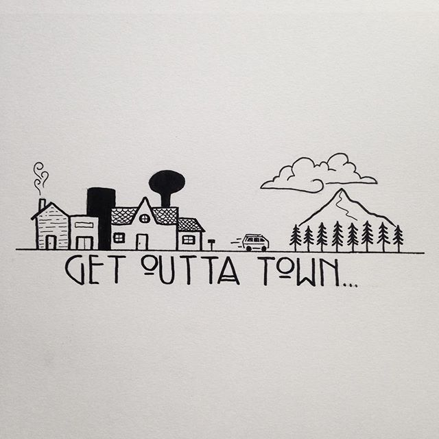 I really like this one... Might be turning it into a shirt. #drawing #doodle #doodling #penandink #art #illustration #illustree #graphicdesign #design #typeface #typography #micron #getouttatown #vanlife #vanagonlife #westy #westfalia #homeiswhereyouparkit #campervan #campvibes #mountains #forest #pnw #upperleftusa #portland #oregon #sketchbook #vanlifediaries #adventure #adventuremobile