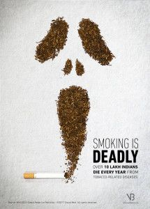 Smoking is Deadly | World No Tobacco Day Poster