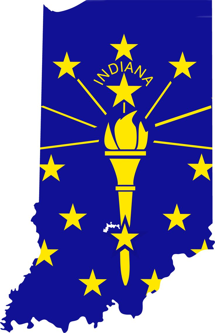 Best Indiana State Ideas On Pinterest Indianapolis Parks Us - Indiana state map