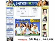 Russian girls of model quality - ELENAS MODELS -