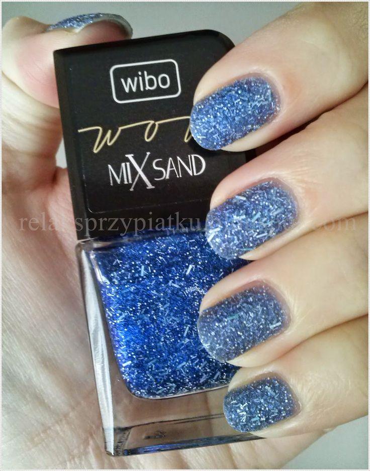 Wibo WOW Mix Sand nr 1