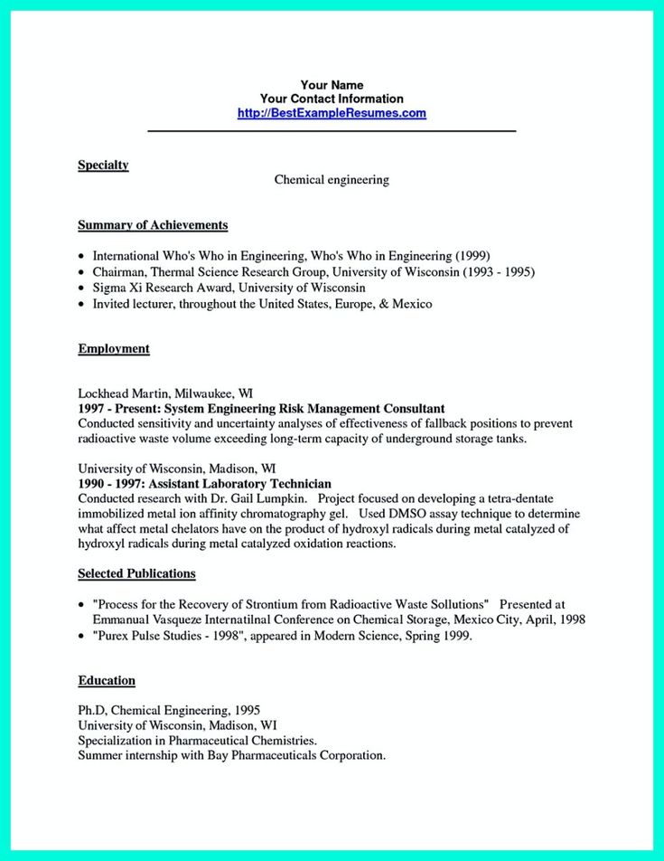 nice Successful Objectives in Chemical Engineering Resume, Check more at http://snefci.org/successful-objectives-in-chemical-engineering-resume