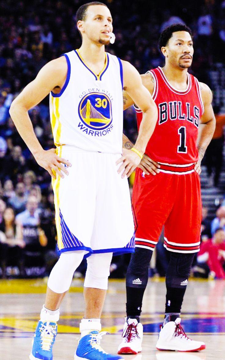 Steph Curry & Derrick Rose