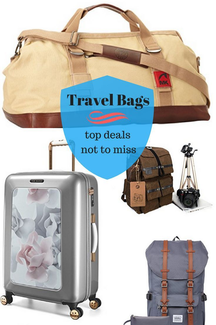 Travel Bags For Everyone S Taste Perfect Any Journey Or Trip With Diffe Price Tags Fashionable And Stylish
