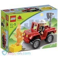 LEGO Duplo 6169 Brandweer commandant - Koppen.com