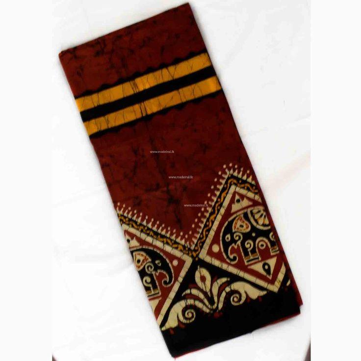 Batik Sarong 3