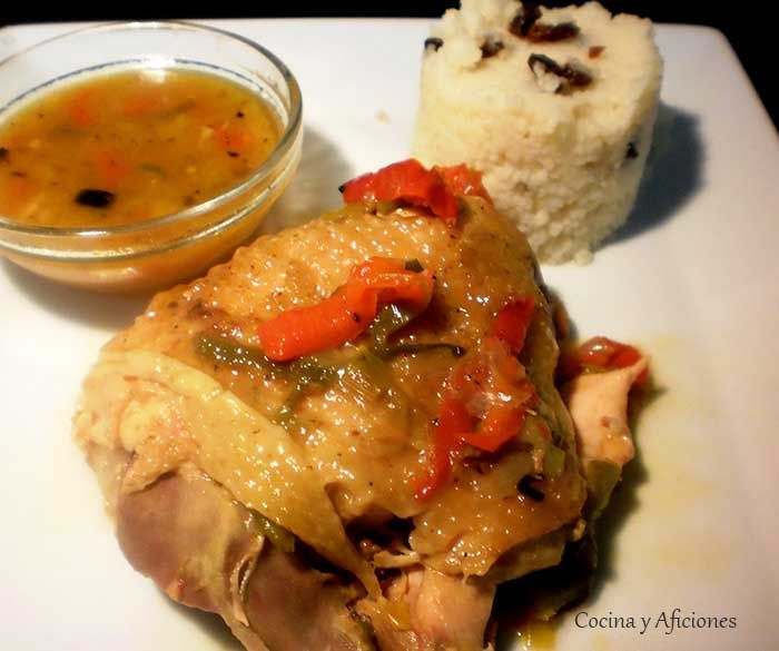 Las 25 mejores ideas sobre pollo hervido en pinterest for Maneras de cocinar pollo