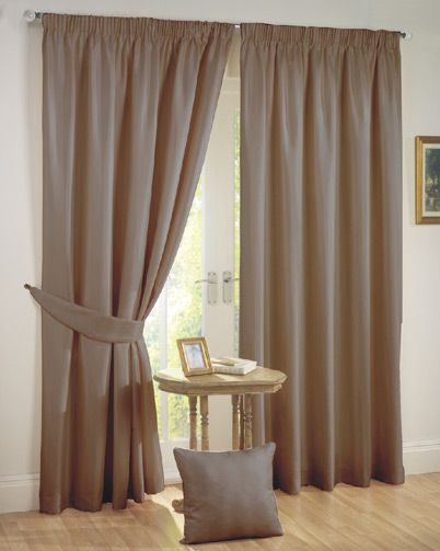 Sunset Ready Made Blackout Curtains