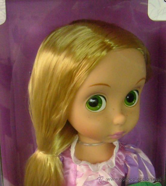 Rapunzel Disney Animators Collection NUEVA EN CAJA · Primera Edición