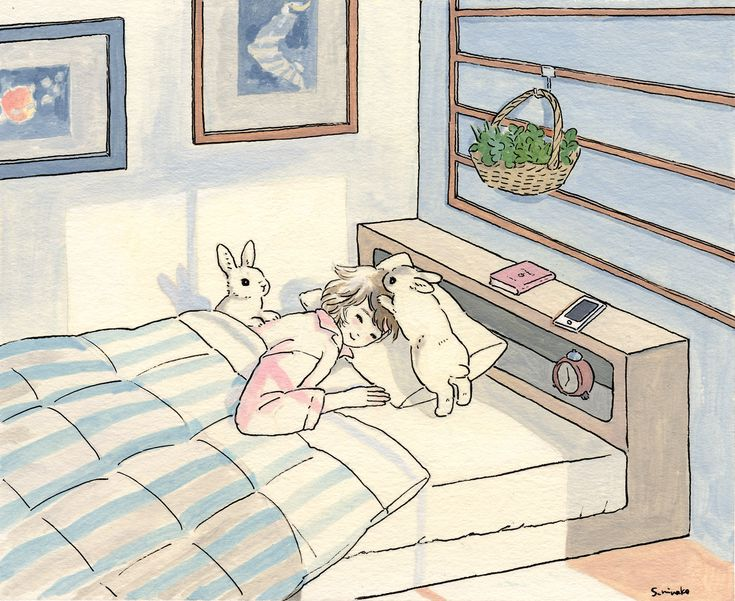 by Schinako Moriyama #Morning