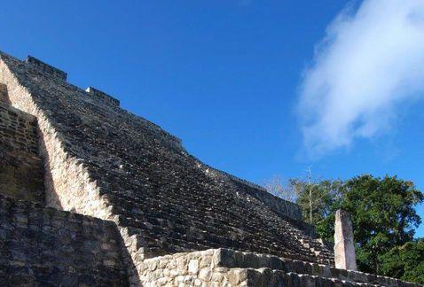 Milenio 140816 -  Cultura - Descubren ciudad maya en Campeche