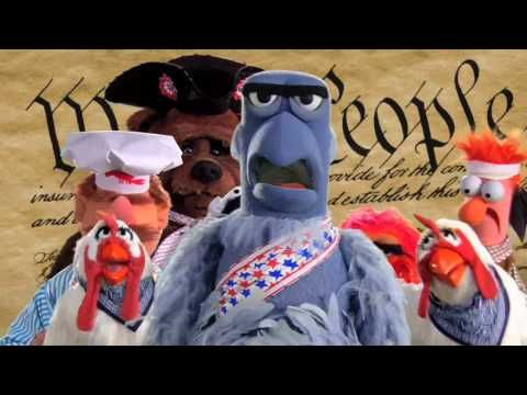 The Muppets: Stars & Stripes FOREVER!--fun brain break