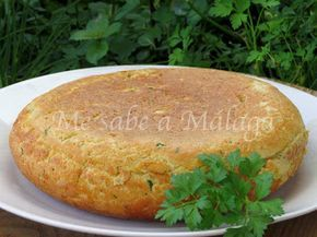 Me sabe a Málaga: Tortilla de pan rallado