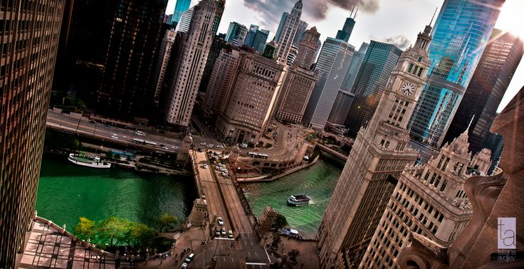Chicago by Tatiana Avdjiev, via 500px