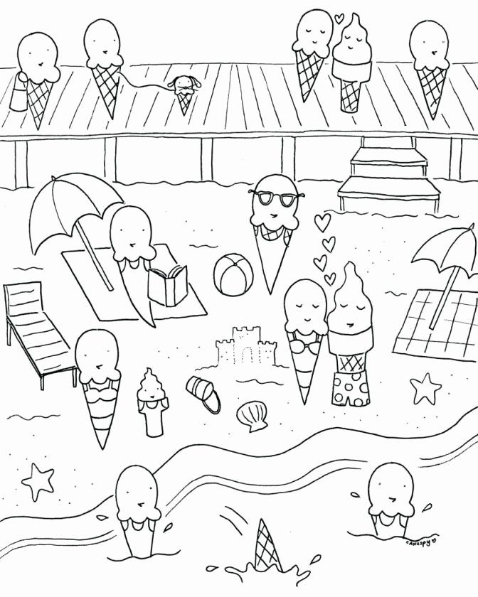 Pin By Melissa Stewart On Teacherlife In 2020 Summer Coloring Pages Cool Coloring Pages Free Coloring Pages