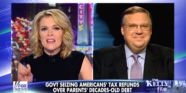 SHUT DOWN THIS ROBBERY _ IRS going after decades-old debts from children of debtors 'unbelievable,' says Megyn Kelly