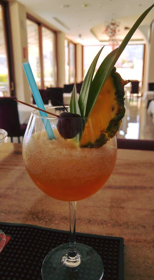 The Best Cocktails on Kefalonia! Mnistires Bar Restaurant, Agia Efimia, Kefalonia, Greece