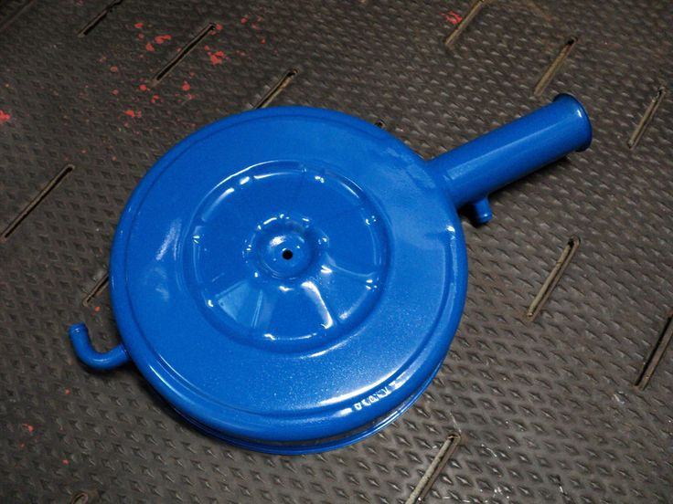 Falcon Air Cleaner : Mustang cylinder air cleaner ford