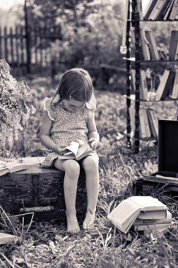 El descubrimiento de la lectura.