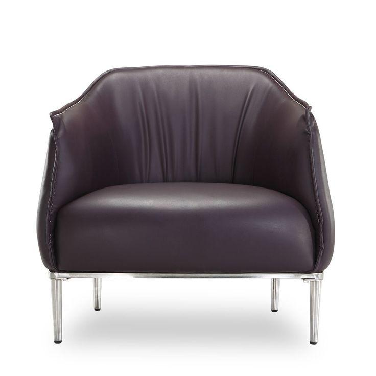 Ceets Batan Chair, Purple (Vinyl)