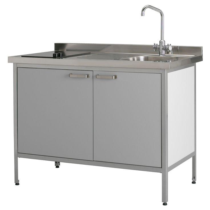 Black Kitchen Sink Ikea: PAX Wardrobe With 2 Doors Black-brown/bergsbo White