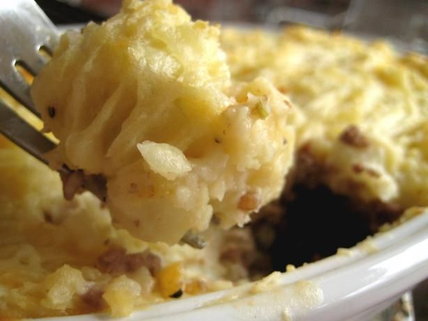 best images about Cottage Pie (Shepherd's Pie) on Pinterest | Cheesy ...