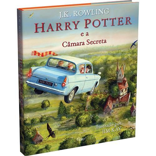 Livro Harry Potter E A Câmera Secreta - - Submarino.com