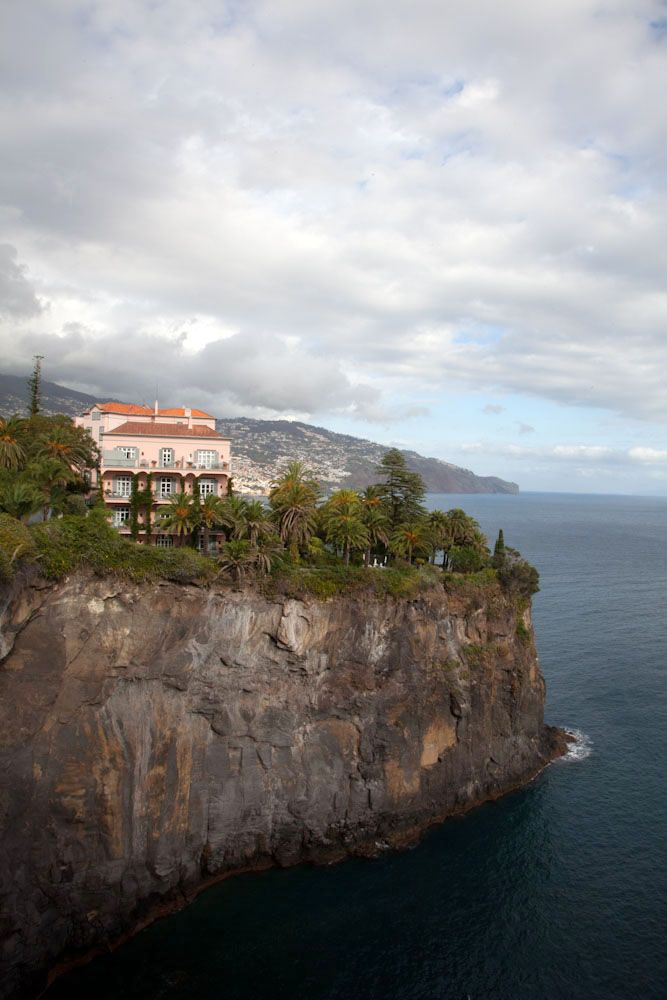 1000 PTSBYD: Madeira. Pearl of the Atlantic.