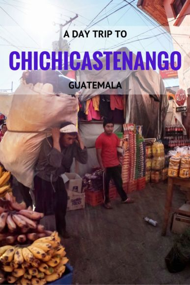 A Colourful Day Trip to Chichicastenango, Guatemala.