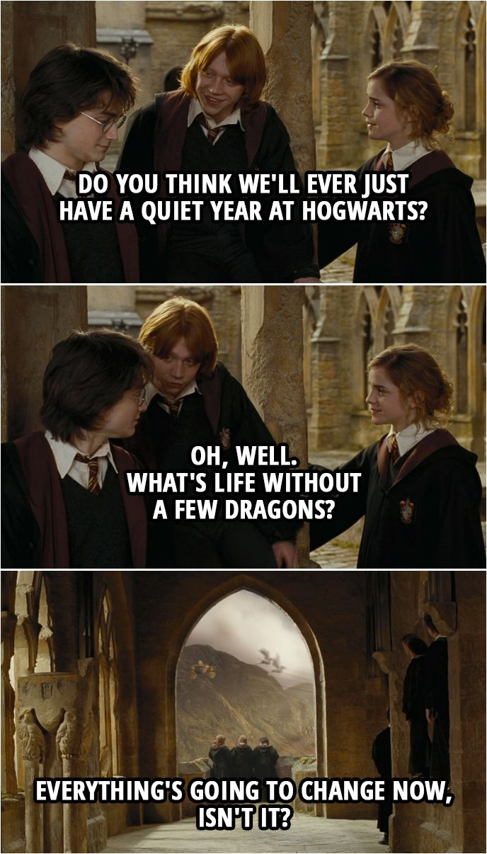 30 Best Harry Potter And The Goblet Of Fire 2005 Quotes Scattered Quotes Harry Potter Quotes Harry Potter Goblet Ron Weasley Quotes