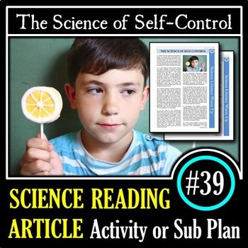 Science articles make great secondary science sub plans, but finding reliable and interesting articles on the internet or in periodicals is very time consuming. Formatting online articles to fit a printed page can also be challenging and can often waste time and paper. Worst of all, it's often difficult to find articles that will engage your students. This is where this article resource comes in! Each science reading article is 1 and 1/3rd pages of reading text with 2/3rd pages of questions…