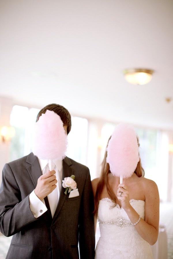 pretty in pinkCarnivals Receptions, Pink Wedding, Summer Wedding Ideas, Cotton Candy, Brides Grooms, Flora Bella, Cotton Candies, Summer Weddings, Anna Big