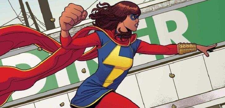 Criada em 2013, Kamala Khan logo se tornou uma das heroínas mais famosas da Marvel, ao assumir o manto da Miss Marvel. Desde então, muitos fãs esperam vê-la nos cinemas, e Joe Quesada, em uma entrevista sobre o futuro do Universo Cinematográfico da Marvel, pode ter aberto uma brecha de esperanças para uma futura adaptação …